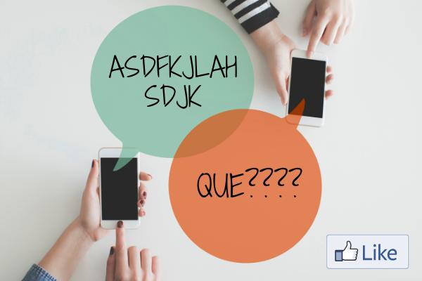 4 maneras de transmitir tu mensaje en redes sociales